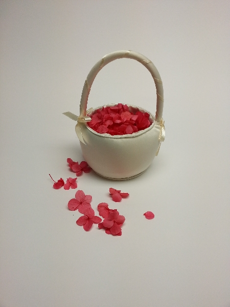 Wedding Stationery Flower Girl Basket 3