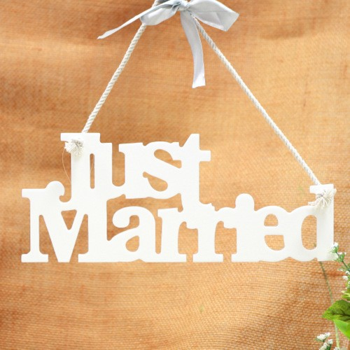 Wedding Stationery Just Married