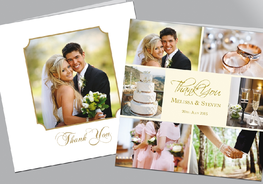 Wedding Stationery Sample Cards