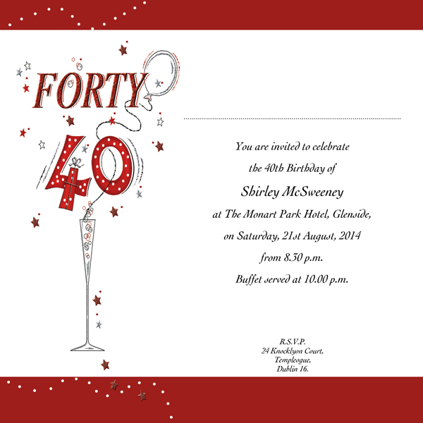 Birthday Quotes For Invitations: Wedding Invitations