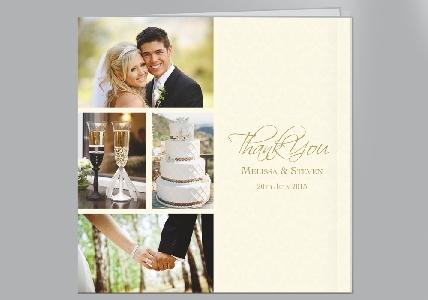 wedding stationery set dty 14 4 photo collage opt 3 buy wedding