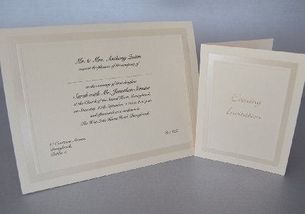 Wedding stationery set 760 a touch of white class 760 buy veiw a larger image of this design 760 filmwisefo