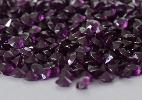 Wedding Stationery Small Purple Diamante Stones