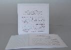 Wedding Stationery I Spy Tiffany Cards
