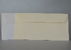 Wedding Stationery Ivory Envelopes 220x110