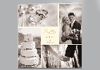 Wedding Stationery 4 Photo Collage Opt 2