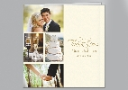 Wedding Stationery 4 Photo Collage Opt 3