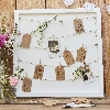 Wedding Stationery Guest Book-Pegs
