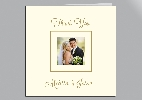 Wedding Stationery Single Mini Photograph