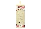 Wedding Stationery Rustic Flower Design