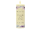 Wedding Stationery Lilac Flower Design