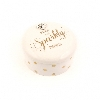 Wedding Stationery Mad Dots Trinket Box