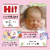 Baby Cards Girl - Magazine Cover Design
