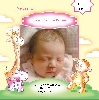 Baby Cards Girl - First Story Book