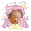 Baby Cards Girl - Little Princess