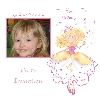 Baby Cards Girl Birthday Inviation