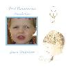 Baby Cards Boy Communion Invitation