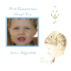 Baby Cards Boy Communion Thank You