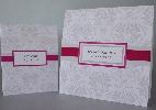 Wedding Stationery Monogrammed Tab (306)
