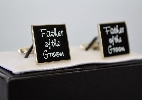 Image of Father of the Groom Cufflinks