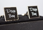 Image of Page Boy Cufflinks